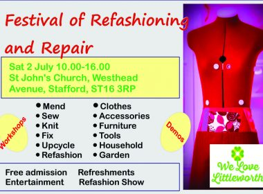 Festival of Refashioning and Repair