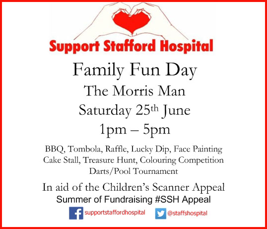 SSH Fun Day - Scanner Appeal