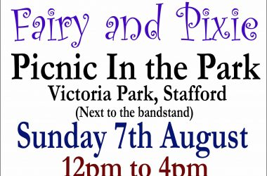 Picnic in the Park Poster for website