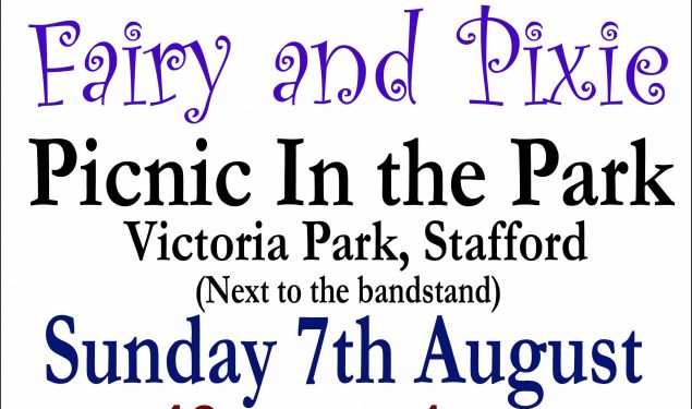 Fairy and Pixie Picnic in the Park