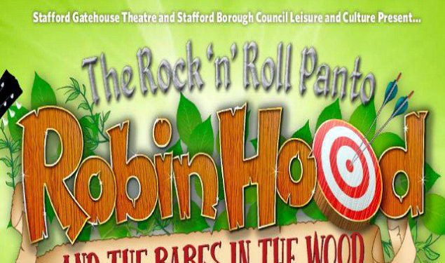 Robin Hood and the Babes in the Wood Rock 'n' Roll Panto Review