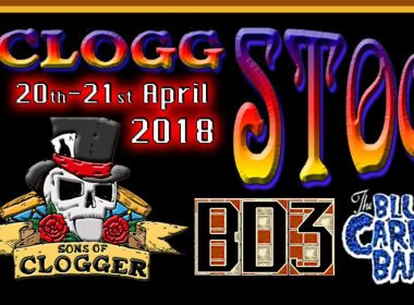 Cloggstock – 20th & 21st April 2018