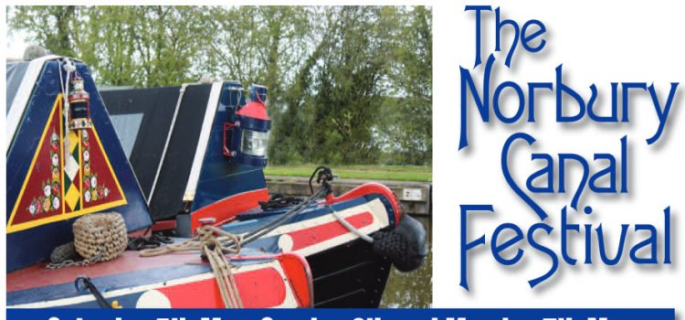 Norbury Canal Festival 2018 banner copy