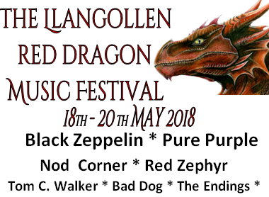 Llangollen Red Dragon Music Festival 2018