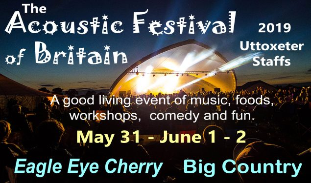 Acoustic Festival of Britain 2019