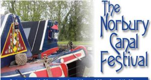 Norbury Canal Festival banner