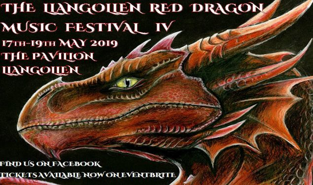 The Llangollen Red Dragon Music Festival 2019