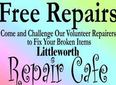 Repair Cafe in Littleworth, Stafford 27th April 2019